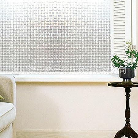 Battar home window film for privacy 3d pvc insulation plastic static free window film