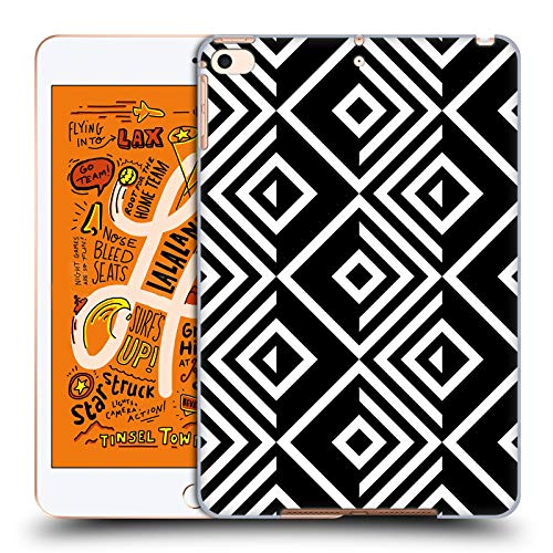 - Official Mark Ashkenazi Diamonds 2 Patterns 4 Hard Back Case Compatible for iPad Mini (2019)