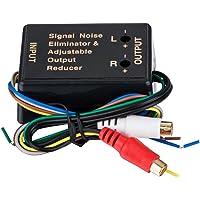 MagiDeal Conversor de Audio para Automóvil Convertidor