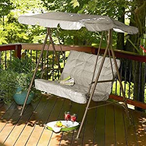 Amazon Com Essential Garden 2 Person Swing Replacement