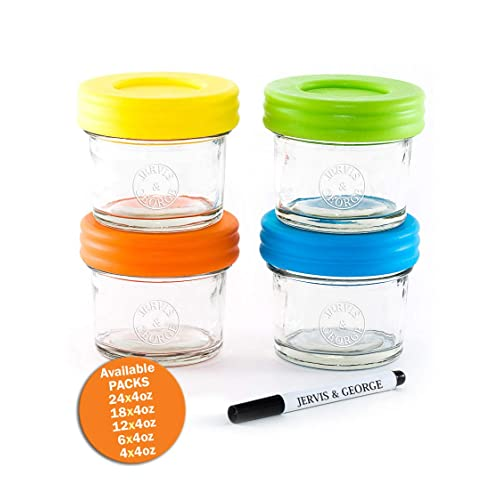 Homemade Food Container Lids
