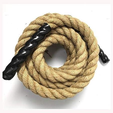 Cuerda de cáñamo cuerda de batalla cuerda de fuerza fuerza ...