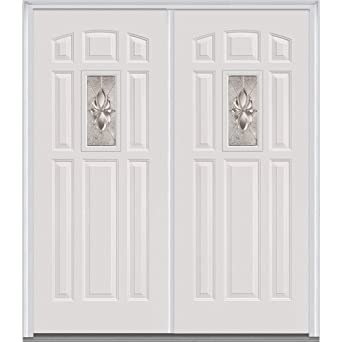 National Door Company Z016304L Steel Brilliant White Left Hand In-swing Exterior  sc 1 st  Amazon.com & National Door Company Z016304L Steel Brilliant White Left Hand ... pezcame.com