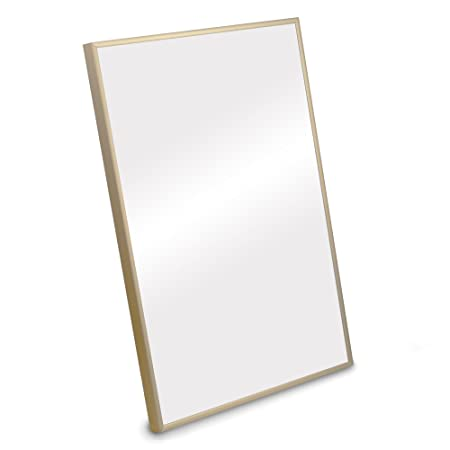 Best Gold Aluminium Picture Frame 80x60 cm (Approx 32x24 inch) * For ...