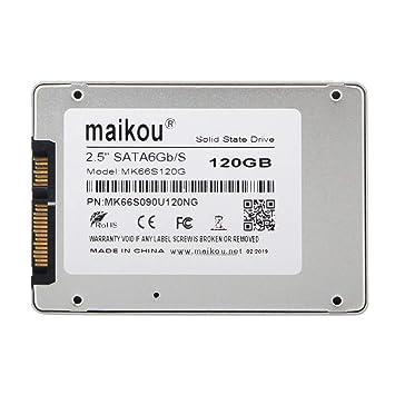 F Fityle 2.5 Pulgadas Unidad Disco Duro Portátil SSD SATA Portátil ...