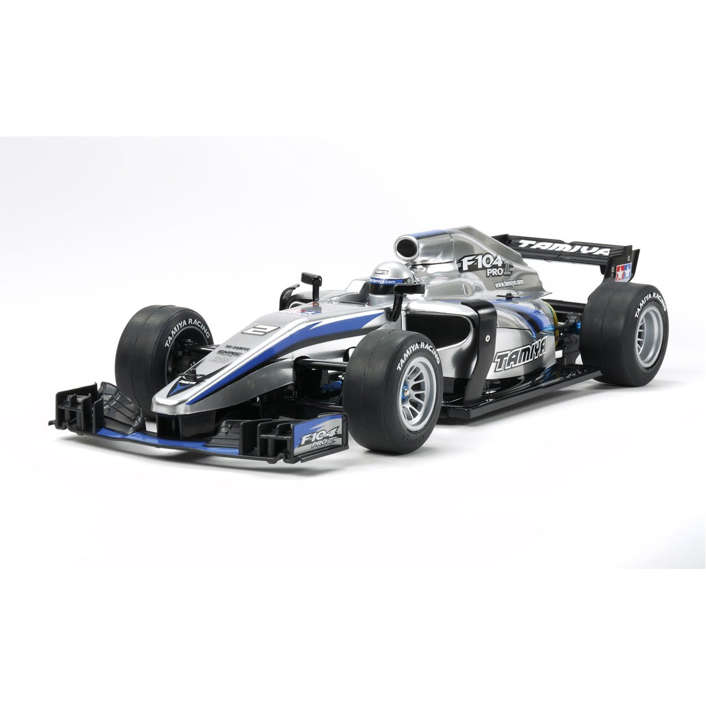 TAMIYA F104 Pro II Chassis Kit 1/10 2WD EP
