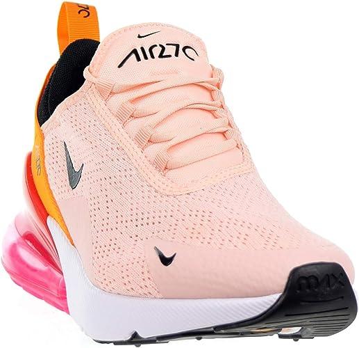 Nike W Air MAX 270 AH6789-603 - Zapatillas para Mujer, Color Coral/Negro
