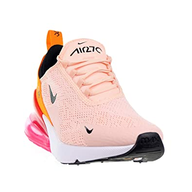 the latest a8435 f513c Nike W Air Max 270 Womens Sneakers AH6789-603, Washed Coral/Black-Laser  Fuchsia