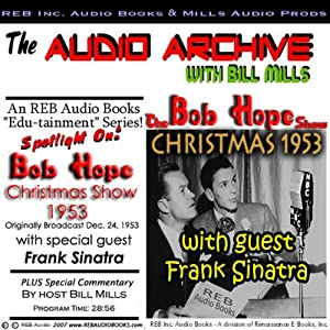 The Bob Hope Christmas Show, 1953 Radio/TV Program