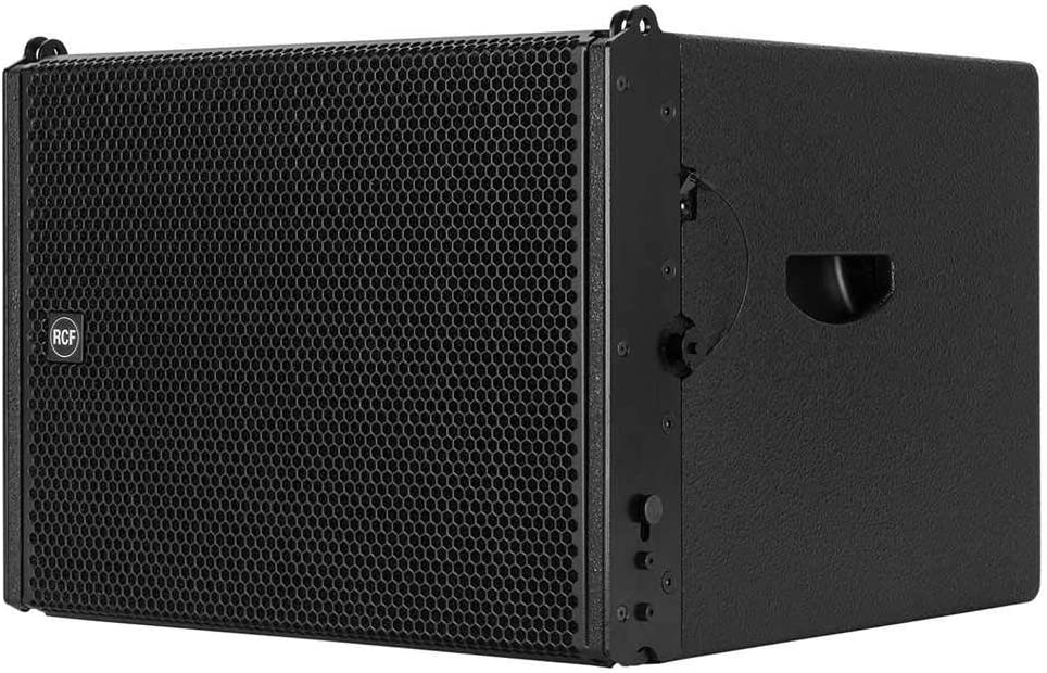RCF HDL12-AS Flyable 12-inch Subwoofer for HDL6-A