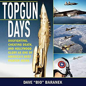 Topgun Days Audiobook