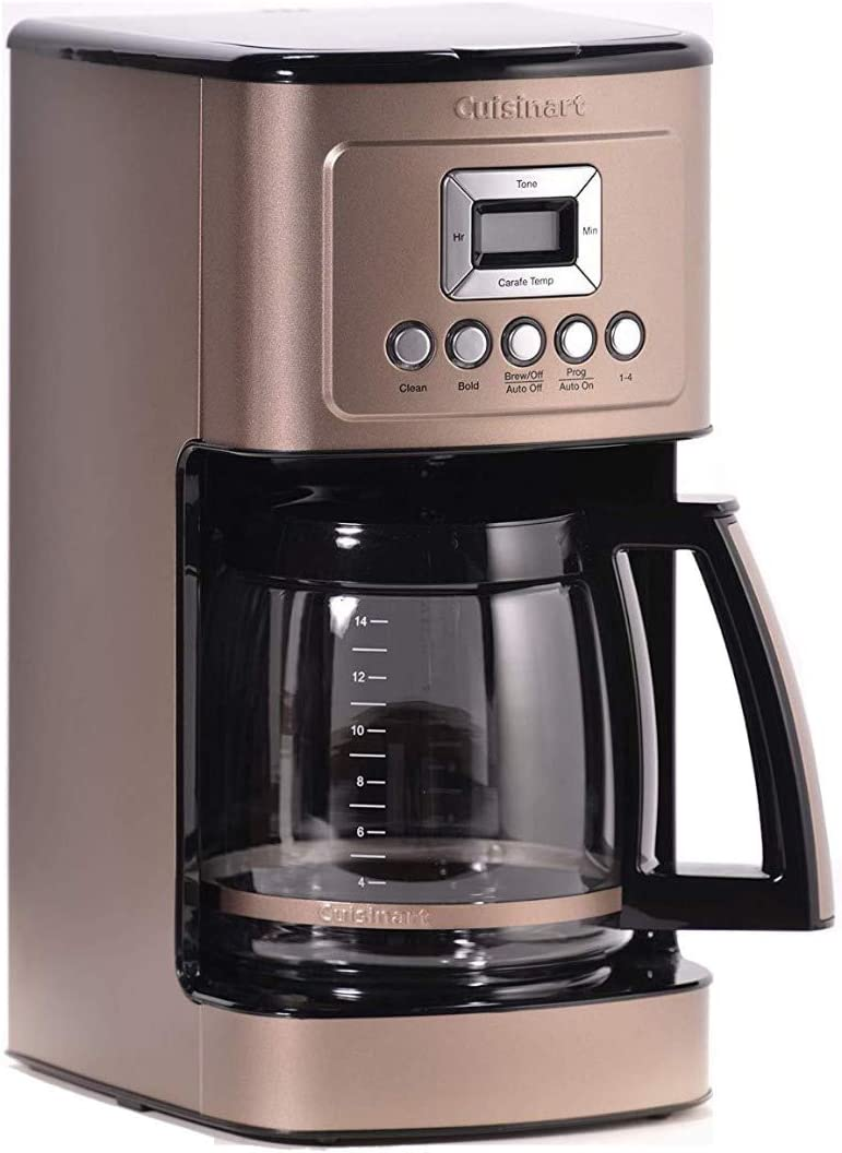 Cuisinart dcc 3200 review