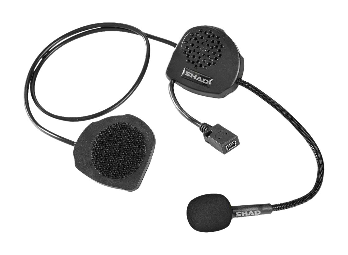 SHAD BC03 Stereo Bluetooth Headset Communication System