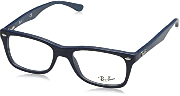 45c45e0abf Amazon.com  Ray-Ban Glasses 5169 Black 2034 54mm  Ray Ban  Clothing