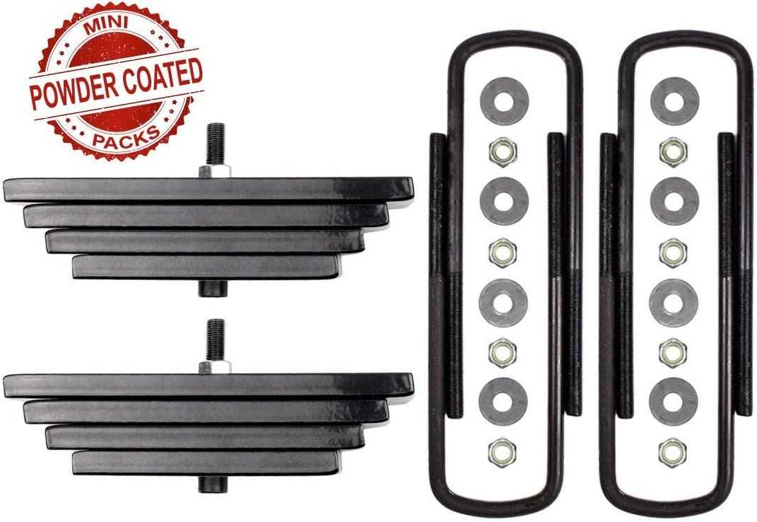2.8 Front Leveling Lift Kit For Early 1999 Ford F250 F350 Super Duty 4WD