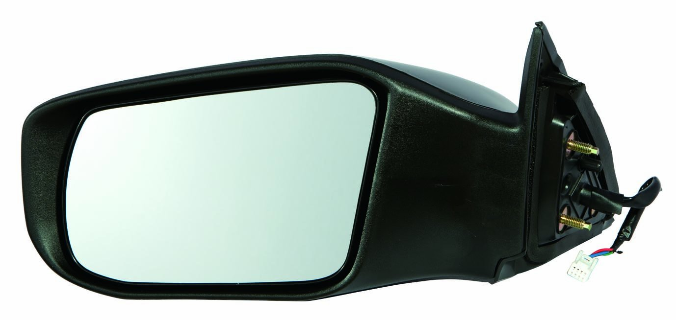 Depo 315-5419L3EB Nissan Altima Sedan 2.5L Driver Side Non-Heated Power Mirror (Sedan 4 door Without Signal)