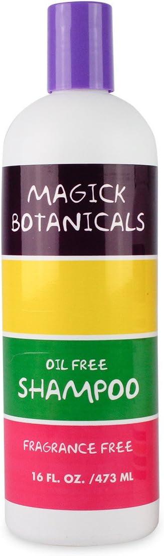 Magick Botanicals Oil-Free Fragrance-Free Shampoo