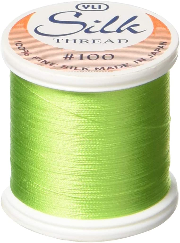 YLI Corporation 202-10-251 Thread Silk 100 Weight 200 Meters