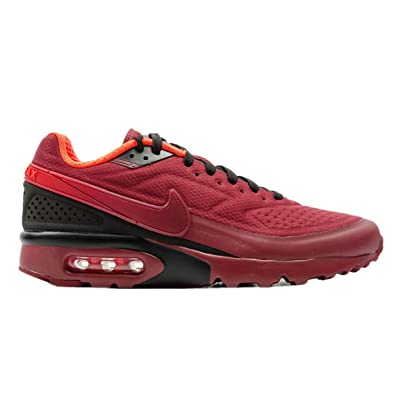 new product dc48a 01d9c NIKE Mens Air Max BW Ultra SE Red Textile Trainers 8 US