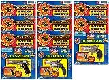 super bang cap gun - Ja-Ru Super Bang Steel Shots Party Favor Bundle Pack