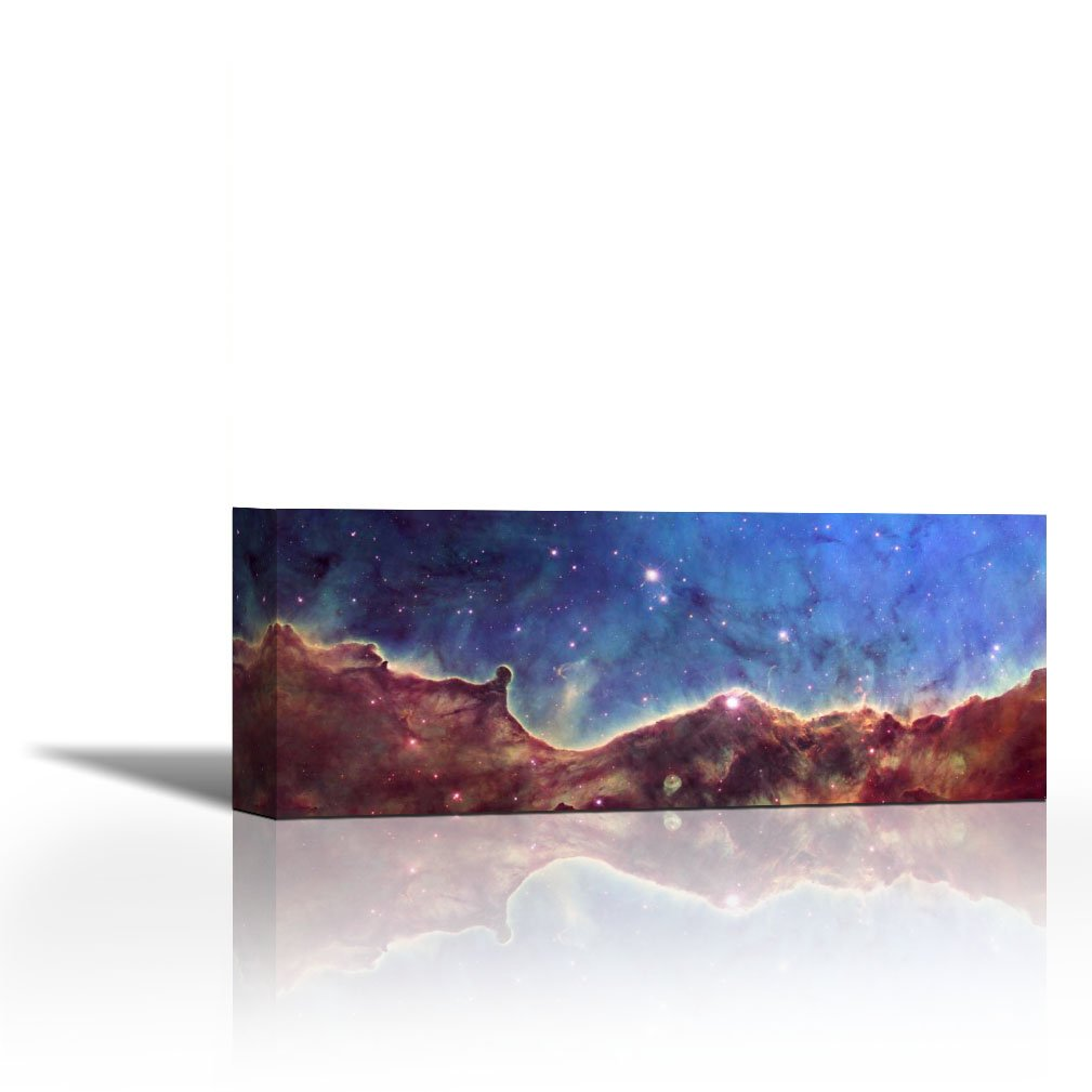 Karmakara Hubble Image Of Ngc 3324 Fine Art Print Wall Art On Canvas Art Print Wall Art Canvas Stretched Gallery Wrap Style Ready To Hang Image Size Is 23 X