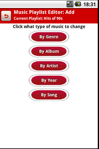 Amazon com: Music Playlist Editor - ME: Appstore for Android