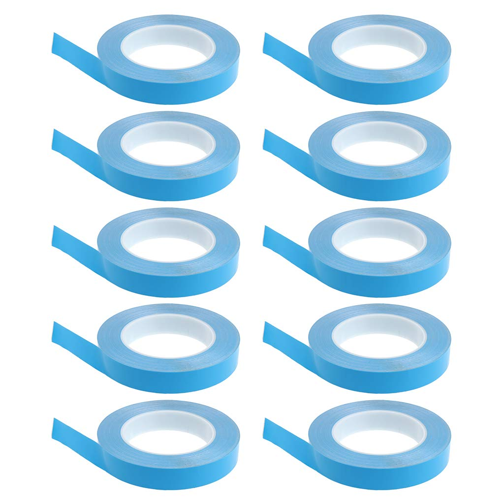 gazechimp 10xCooling Tape Strong Adhesive Conductive Thermal Tape Double Sided 20mm