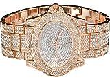Women Diamond Watch Luxury Fashion Crystal Women's Quartz WristWatch