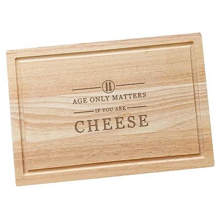 Amazon.com: Tabla de queso de regalo de cumpleaños para ...