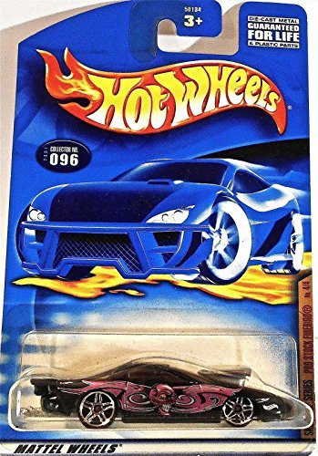 (Qiyun Hot Wheels 096 Pro Stock Firebird 2001 Skin Deep Series 4 4)