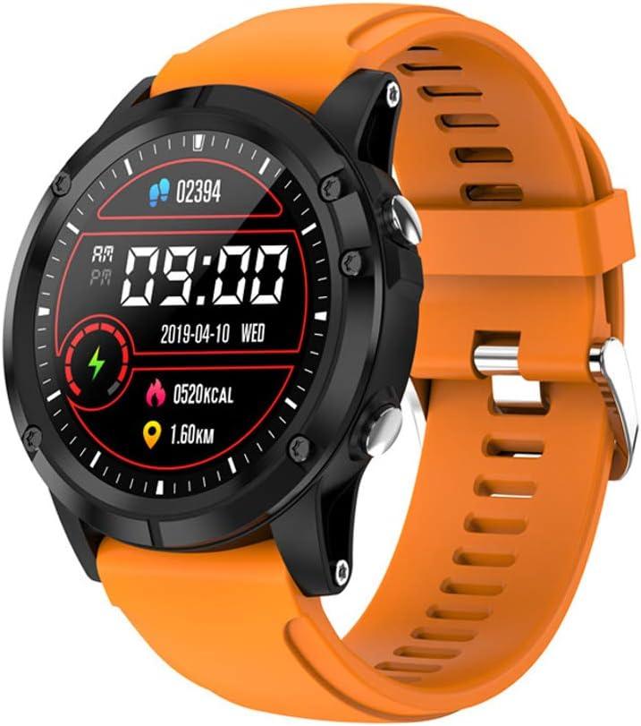 HOCOL Reloj Inteligente, Rastreador De Actividad Durante Todo El Día con Monitor De Sueño Medición De La Frecuencia Cardíaca Reloj Deportivo A Prueba De Agua, para Hombres, Mujeres, Niños