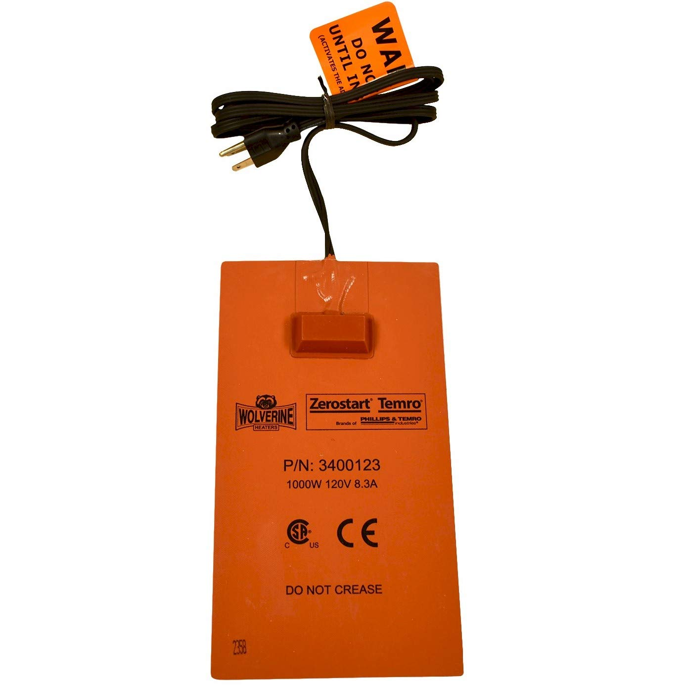 Hatco 02.08.570.01 1050 Watt 120 Volt Coil Element Fshc-6W1