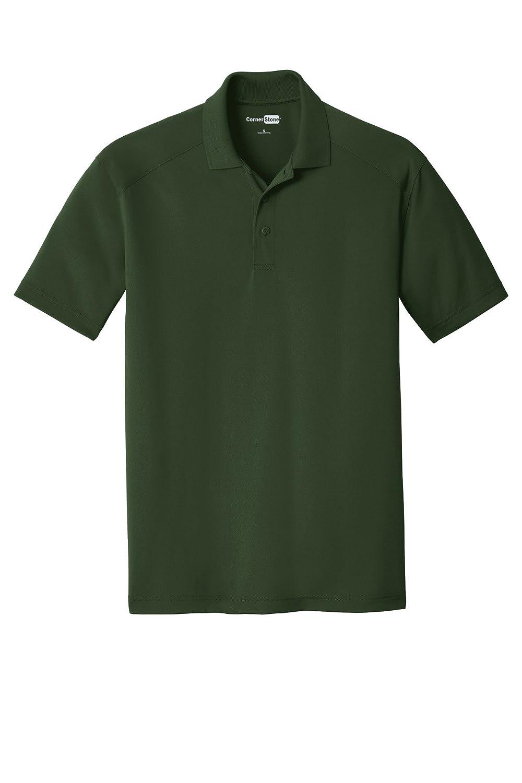 CS418 Dark Green 2XL CornerStone Select Lightweight Snag-Proof Polo