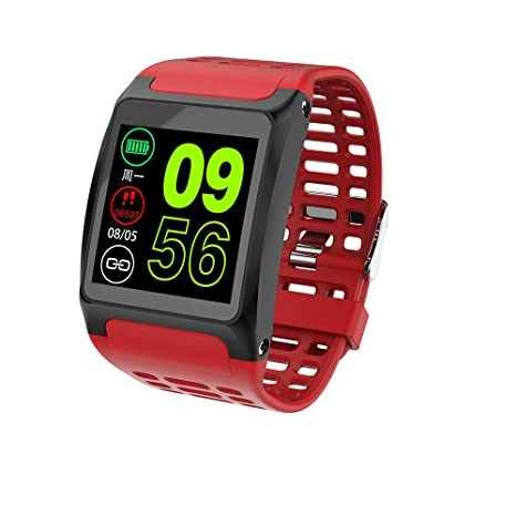 Touch Screen Bluetooth Smart Watch,Wearbale Hardward+Smarta pp+Big Data Clound Service