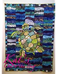 Sea Turtle Quilt Custom Handmade Turtle Quilt