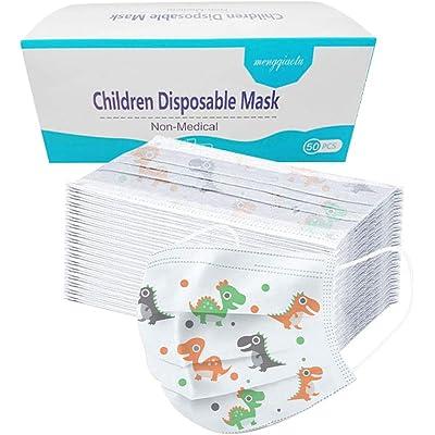 MaNMaNing Niños Protección 3 Capas Transpirables con Elástico para Los Oídos Pack 50 unidades 20200702-MaNMaN-A0950