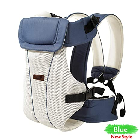 19992f63681 Image Unavailable. Image not available for. Color  2 to 30 Months Baby  Sling Breathable Ergonomic Baby Carrier Front Carrying Children Kangaroo  Infant ...