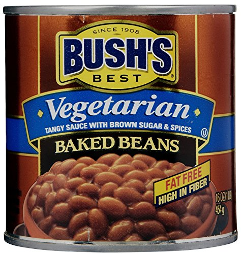 Bush's Vegetarian Baked Beans - 16 oz