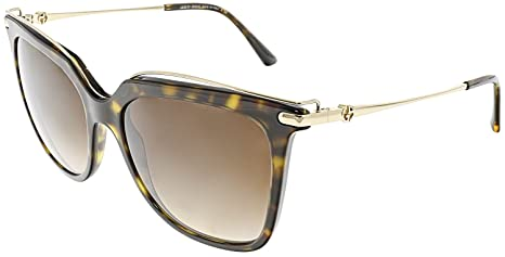 234442859f6 Image Unavailable. Image not available for. Colour  Giorgio Armani Women s  Gradient AR8091-502613-55 Brown Square Sunglasses