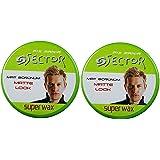 Super Sector Super Styling Hair Wax Matte 150ml (2 Pcs Offer)