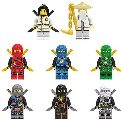 Maykid Ninja-Minifigures-Figures-People