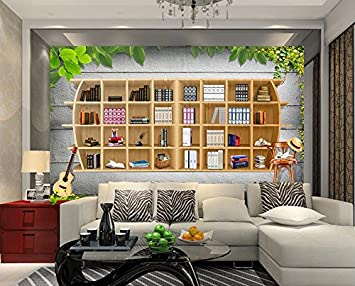 Amazon Com 300cmx210cm 3d Wallpaper Modern For Living Room Murals