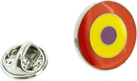 Gemelolandia Pin de Solapa Escarapela de las Fuerzas Aéreas de la II República Española: Amazon.es: Ropa y accesorios