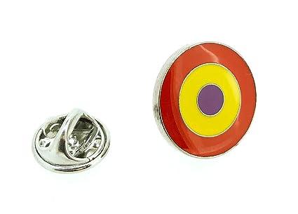 Pin de Solapa Escarapela de las Fuerzas Aéreas de la II República Española