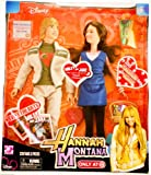 2007 - Play Along / Disney - Hannah Montana Target Exclusive - Miley & Jake Dolls - 22 Pieces - Sweethearts Series / Fashions from the Show - New / Mint - Out of Production - Limited Edition - Collectible