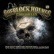 Der Geist von Carnington Hall (Sherlock Holmes Chronicles 23)   Anke Bracht