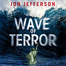 Wave of Terror Audiobook by Jon Jefferson Narrated by Amy Landon