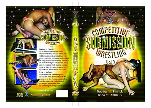 French mixed wrestling - COMPETITIVE SUBMISSION WRESTLING VOL.3 (Female vs Male) DVD Amazon's Prod