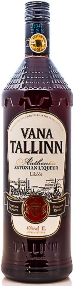 Vana Tallinn Licor de Ron 40% 1,0l