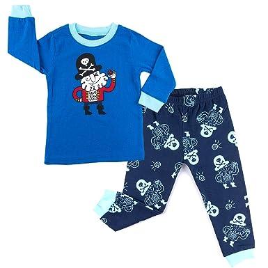 d00f48915b472 パジャマ キッズ 男の子 長袖Tシャツ パンツ 上下2枚セット ルームウェア 子供服 幼児
